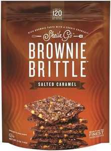 Brownie Brittle 0173880 Brownie Brittle Salted Caramel