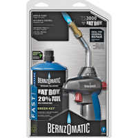 Bernzomatic 6778823 Propane Torch Kit
