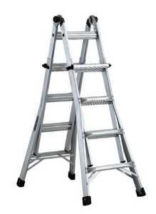 Louisville Ladder L-2098-17 17 Ft Type Ia Heavy Duty Multi-Purpose Ladder