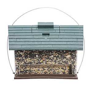 Perky Pet 309 Seed Barn Bird Feeder