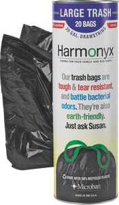 Aluf Plastics 30100020 Harmonyx Large Trash Bag 33 Gal