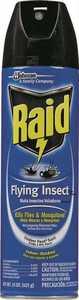 Sc Johnson 81666 Raid Flying Insect Killer 15-Oz