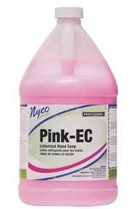 Nyco Products Company NL358-G4 Pink-Ec Lotionized Hand Cleaner 128 oz