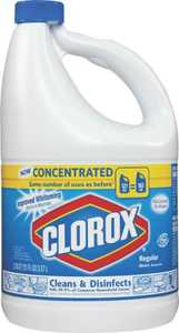 Clorox Co. 30770 Concentrated Bleach 121 Oz
