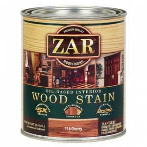 United Gilsonite Laboratories 11612 Zar Oil Based Wood Stain Cherry, Quart