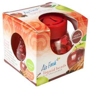 Air Fresh 9576 Apple Cinnamon Liquid Beads Air Freshener