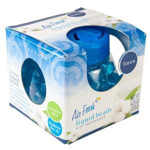 Air Fresh 9577 Linen Air Fresh Liquid Beads Air Freshener