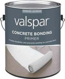 Valspar 82000 Interior Or Exterior Concrete Bonding Primer One Gallon