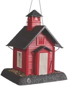 North States Industries 5049408 Feeder Bird School House