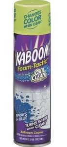 Church & Dwight 35270 Kaboom FoamTastic Cleaner 19 Oz