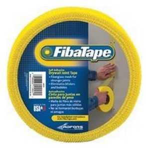 Saint-gobain Adfors FDW8663-U Drywall Tape Fiberglass Yellow 1.9 in X300 ft
