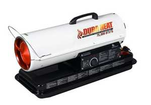 World Marketing DFA80T 80,000 Btu Kerosene Forced Air Heater With Thermostat