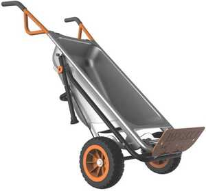Worx 6993992 Cart Yard 8-In-1 300lb Capacity
