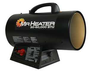 Mr Heater F271370 30k-60k Lp Forced Air Heater