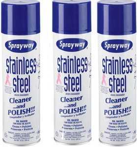 Orgill Inc 9137662 Stainless Steel Cleaner 15 oz