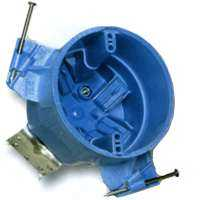 Thomas & Betts-Carlon 0576397 25cu Super Blue Ceilg Fan Box