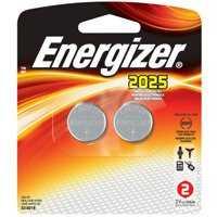 Energizer Battery 3698875 2025 Watch/Calc Battery 3v