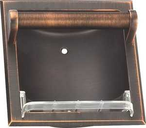 Sylvania Lighting 0627745 Venitian Bronze Soap Holder And Grab Bar