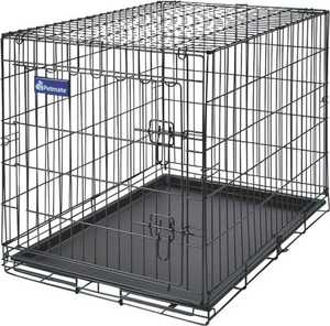 Doskocil Manufacturing 9249707 Pet Mate Pet Kennel 38 in L X 31 in W X 28 in H