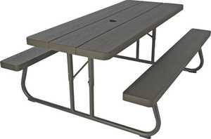Lifetime 3679750 Folding Picnic Table