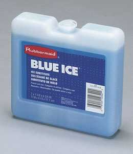 Rubbermaid Home 1034TL220 Blue Ice Hard Side Ice Pack