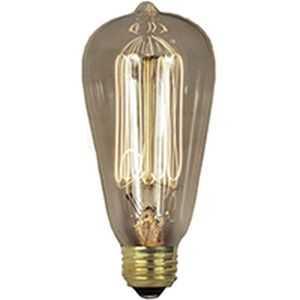 Feit Electric BP60ST19 305-Lumen Vintage St19