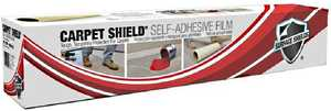 Surface Shields 6644736 Self-Adhesive Reverse Wound Carpet Shield 24 In X100 Ft