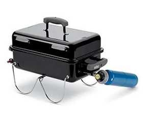 Weber Grill 1141001 Weber Gas Go-Anywhere Portable Grill