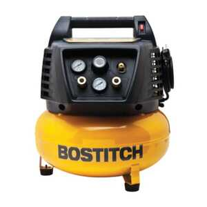 Stanley-Bostitch BTFP02011 Air Compressor 6 Gal