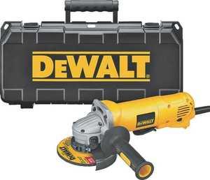 DeWalt DWE402K/D28402K Small Corded Angle Grinder