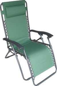 Seasonal Trends F5325OBKOX12 Oxford Relaxer Chair Green