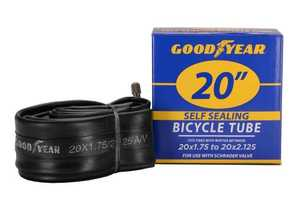 Goodyear 91085 20 In Self Sealing Bicycle Tube