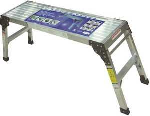 North American Tool Ind 53502 Portable Aluminum Work Platform