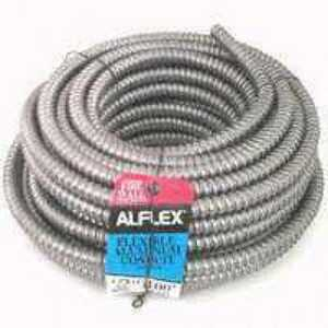 Southwire 6776710 1/2 in X 100 ft Alflex Rwa Reduced Wall Flexible Aluminum Conduit