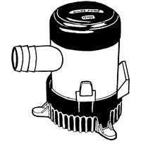 United States Hardware 6014906 625gph Bilge Pump