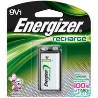 Energizer Battery NH22NBP Recharge Nimh 9v Battery