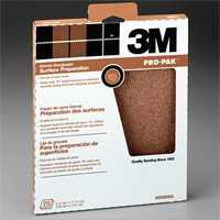 3M 88595 9x11 Garnet 150a Sandpaper