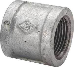 World Wide Sourcing 6117667 1/2 Gal v Malleable Coupling