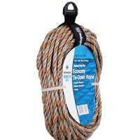 Wellington-cordage 73394 Rope Polyp Twist Cam0 1/4x50 Ft