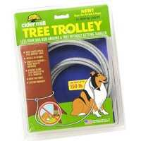 Aspen Pet 92478 Tieout Tree Trolley Xl 12 ft
