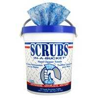 Itw Dymon 42272 Scrubs Hand Cleaner Towel 72Ct