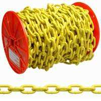 Campbell Chain PD0725027 Chain Proof Coil 3/16x100 ft