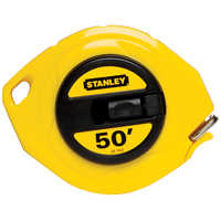 Stanley Tools 34-103 50 ft x3/8 Tape Rule