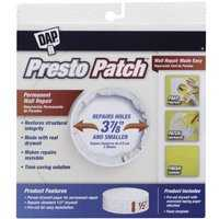 Dap 09155 Presto Patch Plug 1/2 x 3-7/8