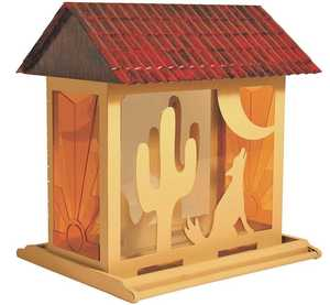 Woodstream S02 Wild Bird Feeder Mesa