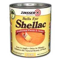 Zinsser 00304 3lb Clear Shellac