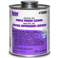 Oatey 30780 4 oz Lovoc Pvc/Cpvc Primr/Clean