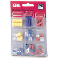 Gardner Bender TK-40 40pc Terminal Assortment