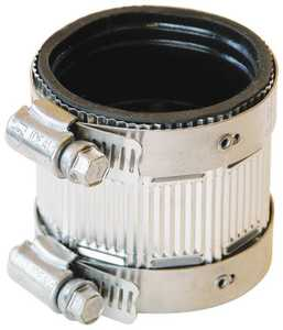 Fernco PNH-150 1-1/2 Stainless Steel No Hub Coupling