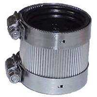 Fernco PNH-3 3 in Stainless Steel No Hub Coupling